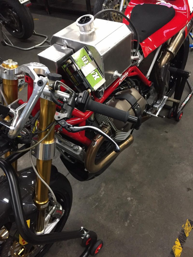 GC Corse - Kit Varano - Guareschi Moto