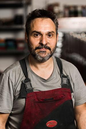 gianfranco guareschi moto guzzi Parma