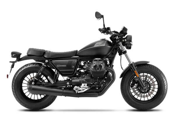 V9 Moto Guzzi Guareschi Moto parma