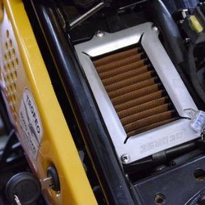 Filtro + coperchio cassa filtro V7